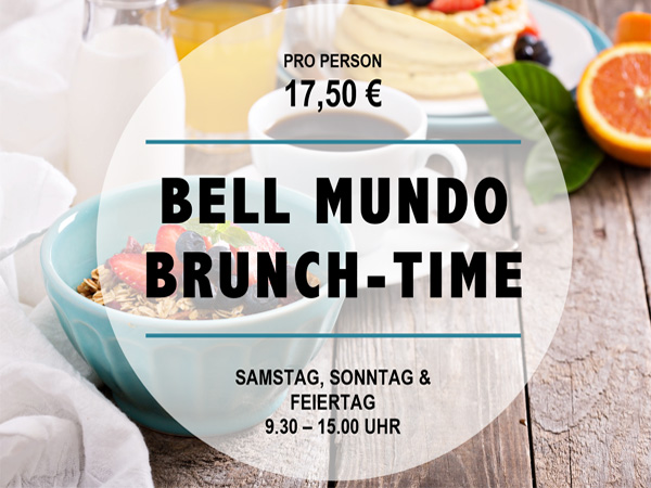 bell Mundo Brunch-Time